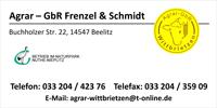 Agrar GbR Frenzel Schmidt