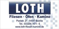 Loth GmbH - Fliesen, Öfen, Kamine